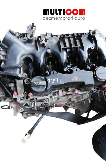 Motor Ford Fusion 1.6 D cod motor HHJB