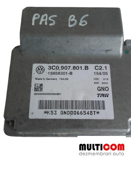 Calculator frana de mana VW Passat B6 cod 3C0907801B