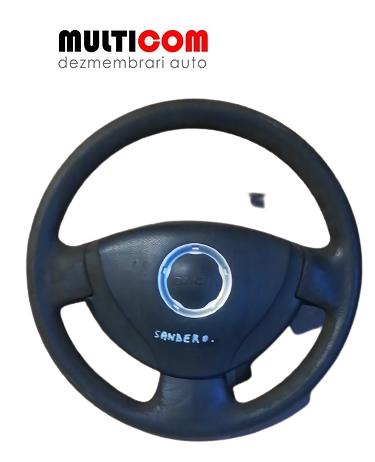 Volan cu airbag Dacia Sandero