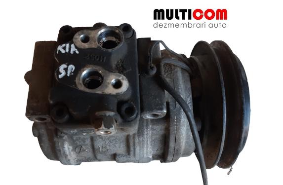 Compresor clima Kia Sportage Diesel