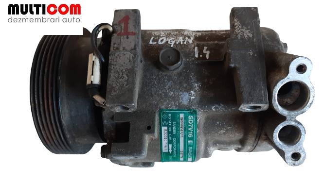 Compresor clima Dacia Logan 1.4 B cod 8200117767