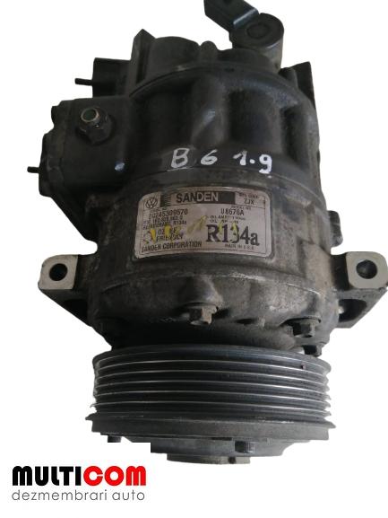 Compresor clima Volkswagen Passat B6 cod 1K0820803Q