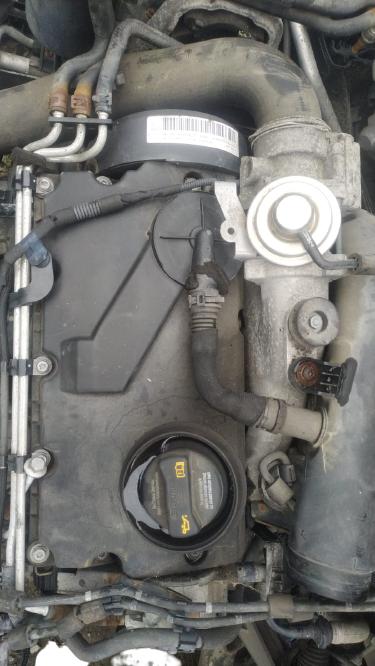Motor VW Golf 5 cod BXE 279594