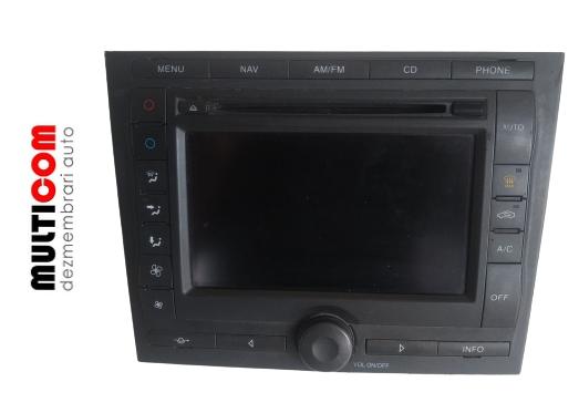 Sistem audio multimedia navigatie si climatizare Ford Mondeo MK3