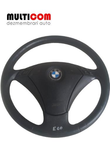 Volan cu airbag si comenzi BMW E60